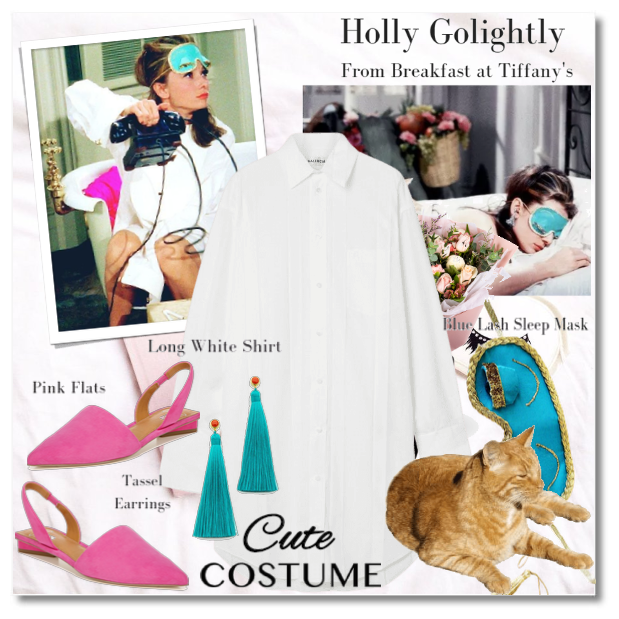 Cute Costumes: Holly Golightly