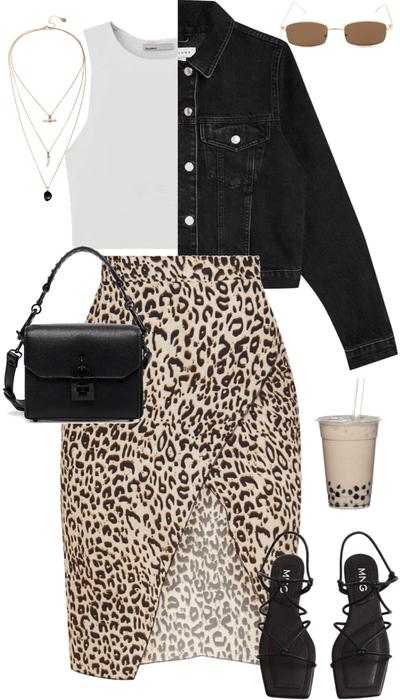 cheetah chic