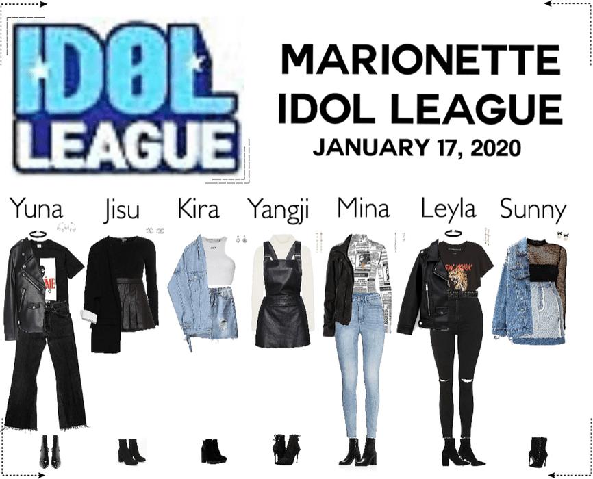 MARIONETTE (마리오네트) Idol League
