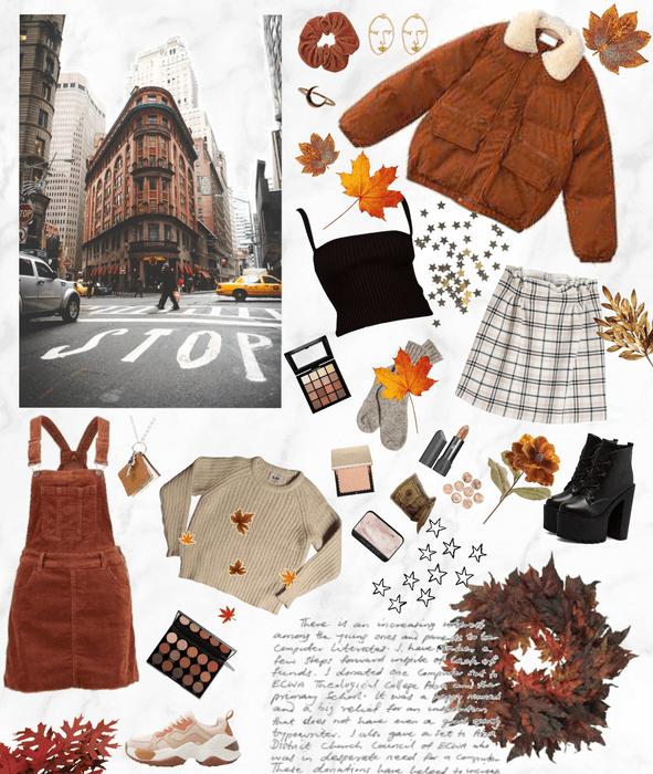 Autumn... October...