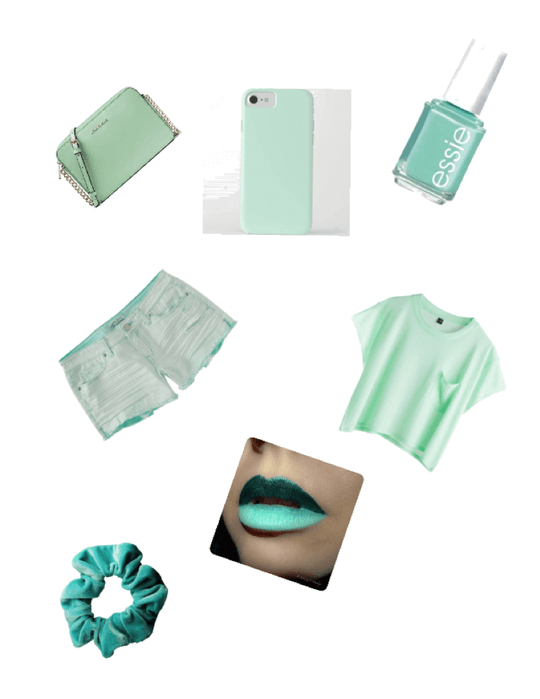mint green dream