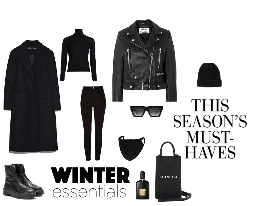 fall/winter essentials