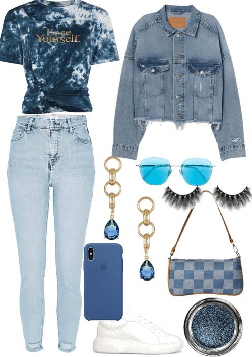 blue fab