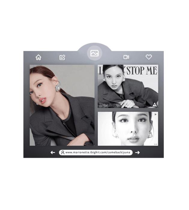 마리오네트 (MARIONETTE) - [YUNA] 'I CAN'T STOP ME' TEASER O1