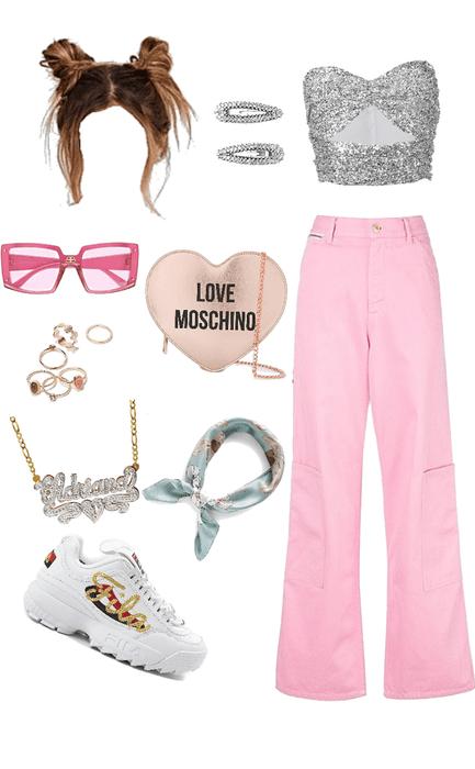 pink denim 💓