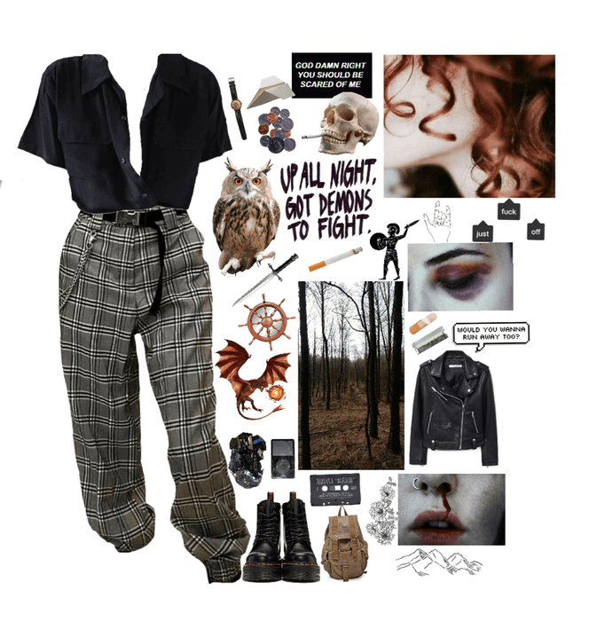 Clarisse La Rue's Outfit