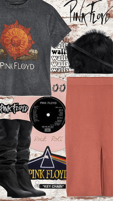 Pink Floyd Rock and Roll