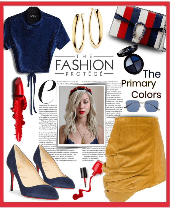 The Primary colours