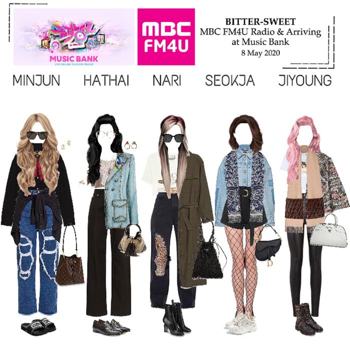 BITTER-SWEET [비터스윗] Music Bank & MBC FM4U 200508