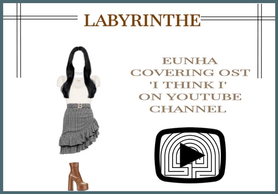LABYRINTHE EUNHA COVER