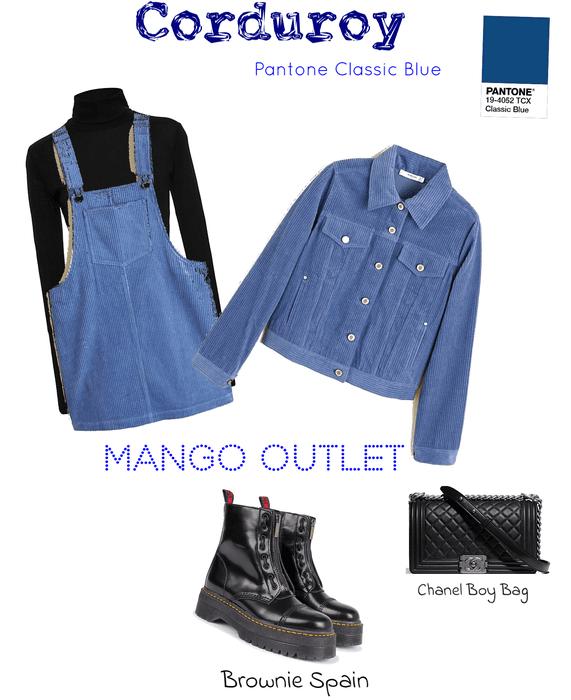 corduroy pantone blue
