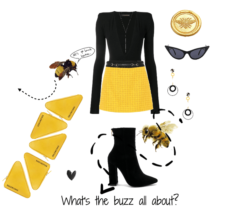 All the buzz