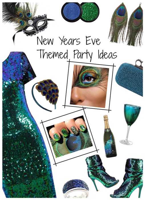 New years eve party theme ideas
