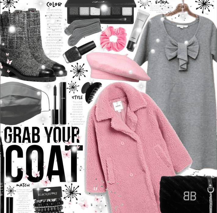 Grab your coat!