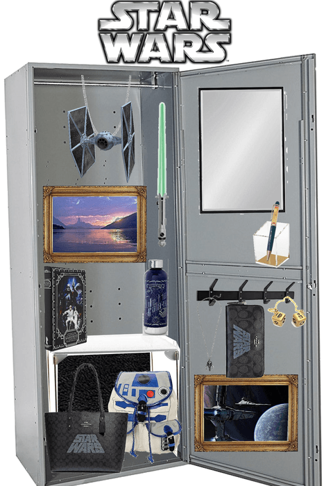 Star Wars Locker
