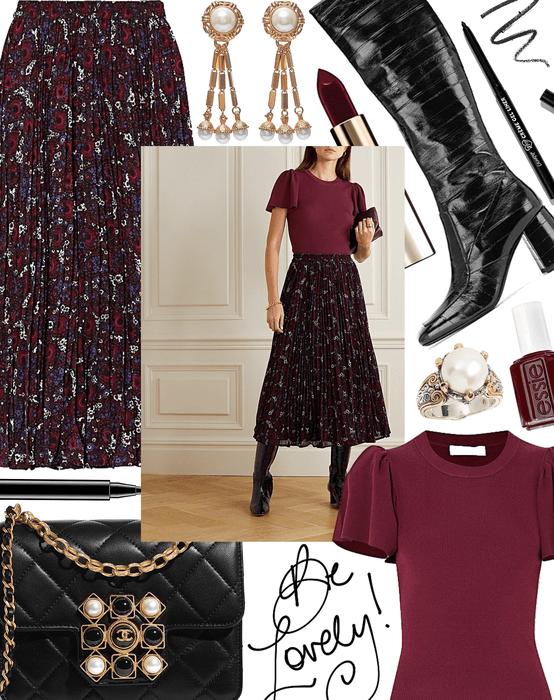 FALL 2020: Skirt Style