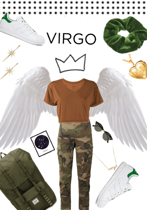For the Virgos