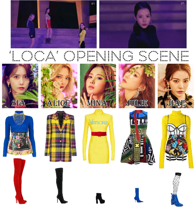 [HEARTBEAT] 'LOCA' OFFICIAL M/V | OPENING SCENE