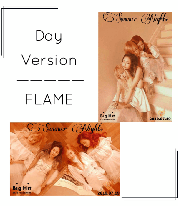 FLAME - [Day] 'Summer Nights' Photos