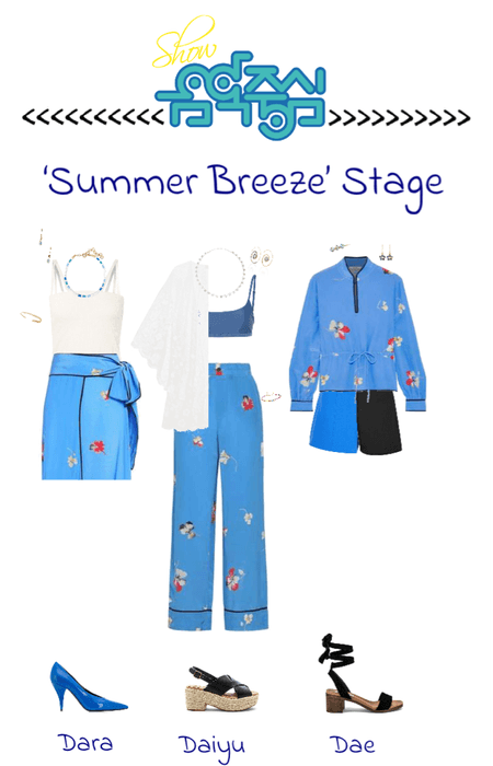 {3D}Summer Breeze Music Core Stage