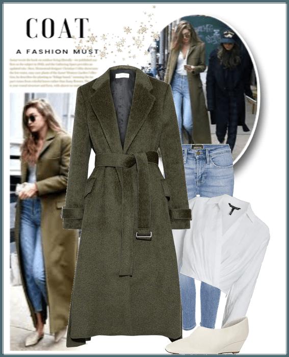 Warm Coat Style