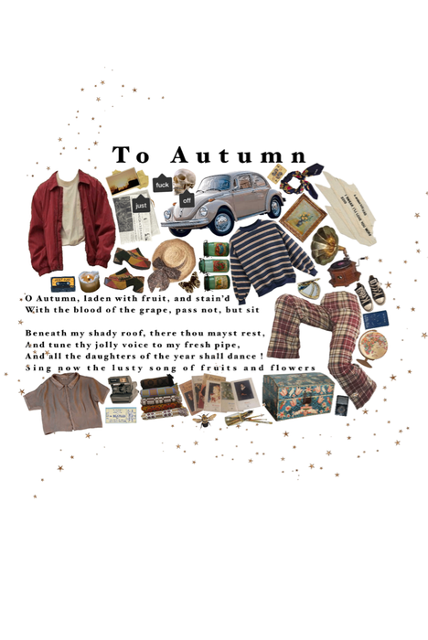 O Autumn