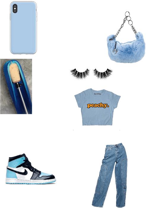 Baby Blue Berry Blast