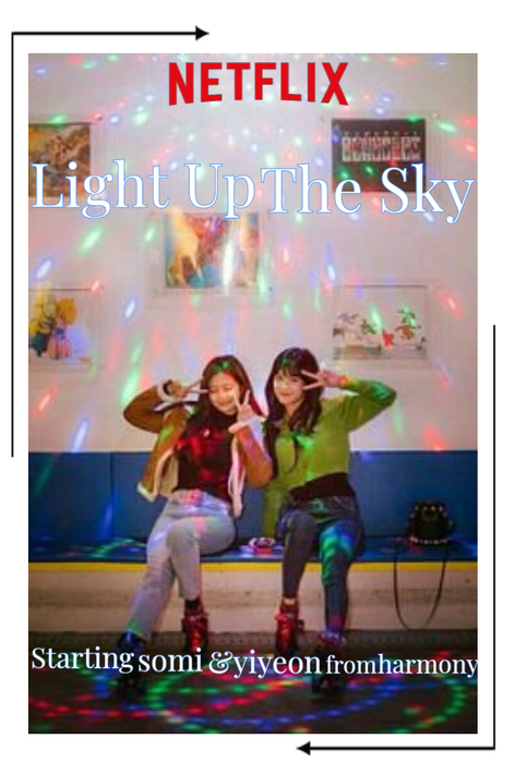 Netflix Upcoming drama Light Up The Sky Starting