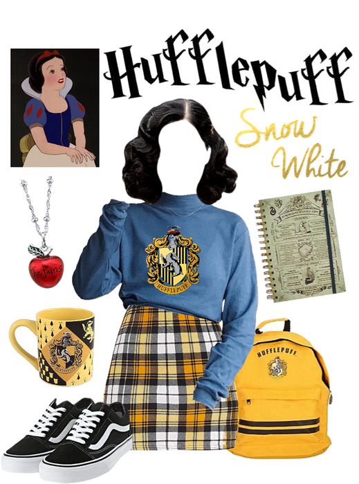 Snow White - Hufflepuff