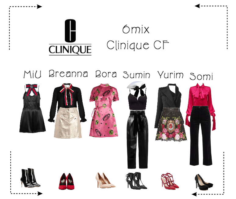 《6mix》Clinique CF