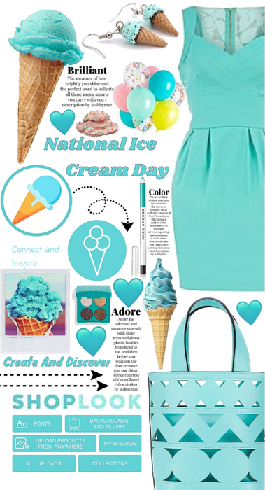 Shoplook Ice cream day