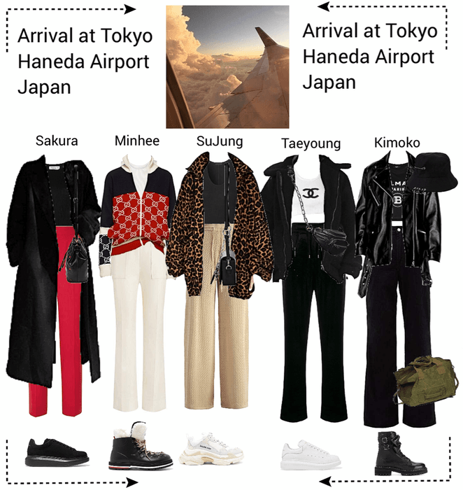 ACT5 - Arrival in Japan