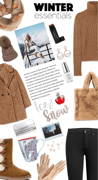 A winter outfit