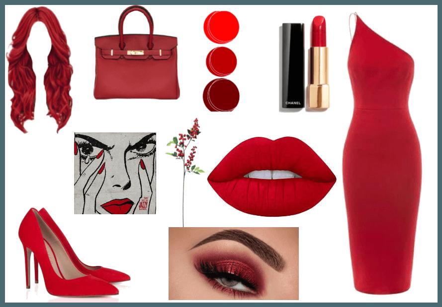 red date night