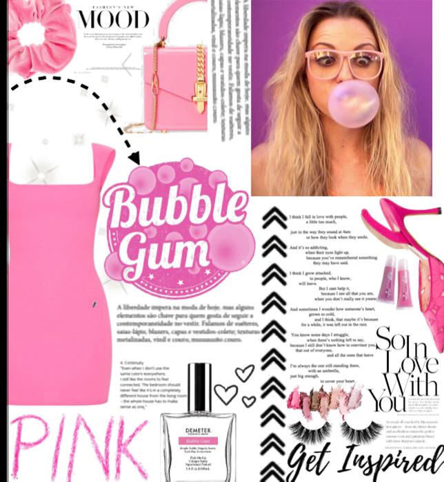 Bubble Gum Pink.