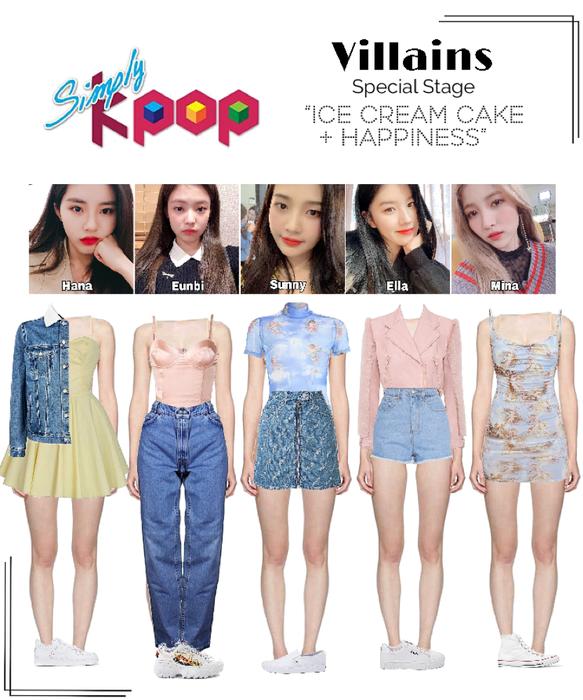 fake kpop girl group