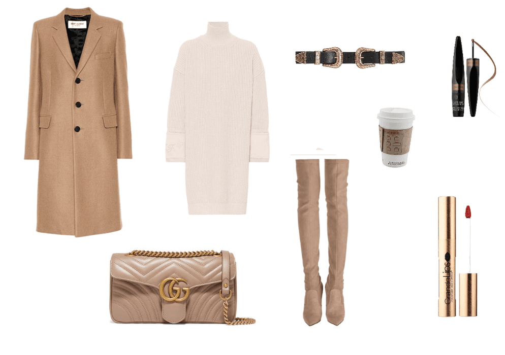 fall outfit warm and stilish