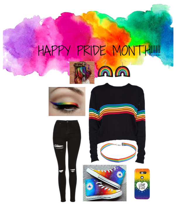 PRIDE MONTH CLOTHES