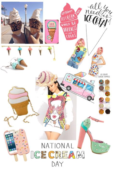 Ice cream Sunday 🍦🍨🍧xox