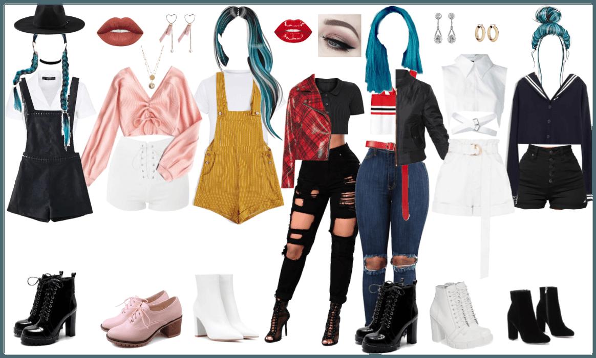 I need U Outfits
