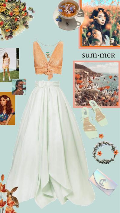 Orange Summer Daydream
