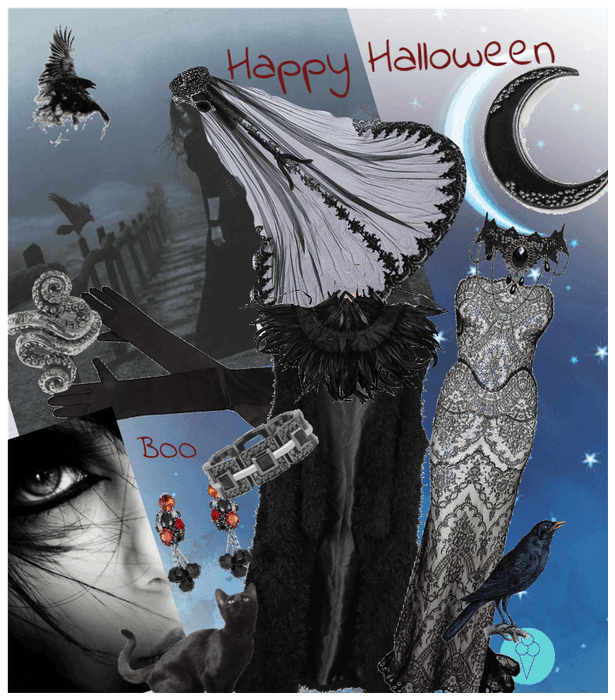 # Halloween costume Diy Scary # Shoplook # Night #