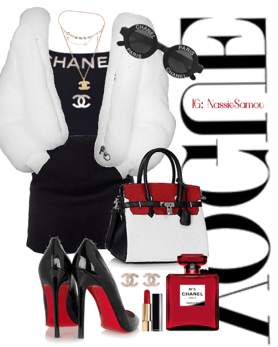 charming in chanel