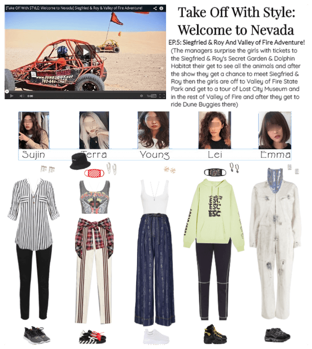 Take Off With STYLE: Welcome to Nevada EP. 5