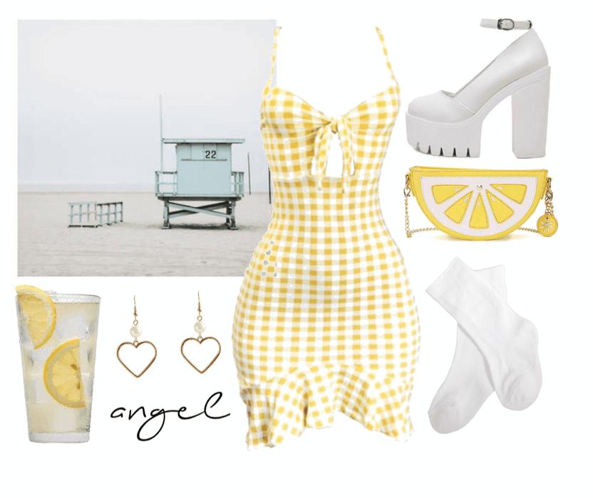 Seaside Lemon Lolita
