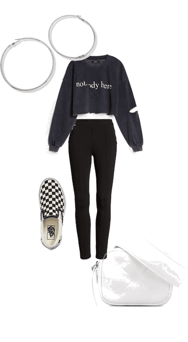 cute chill out fit