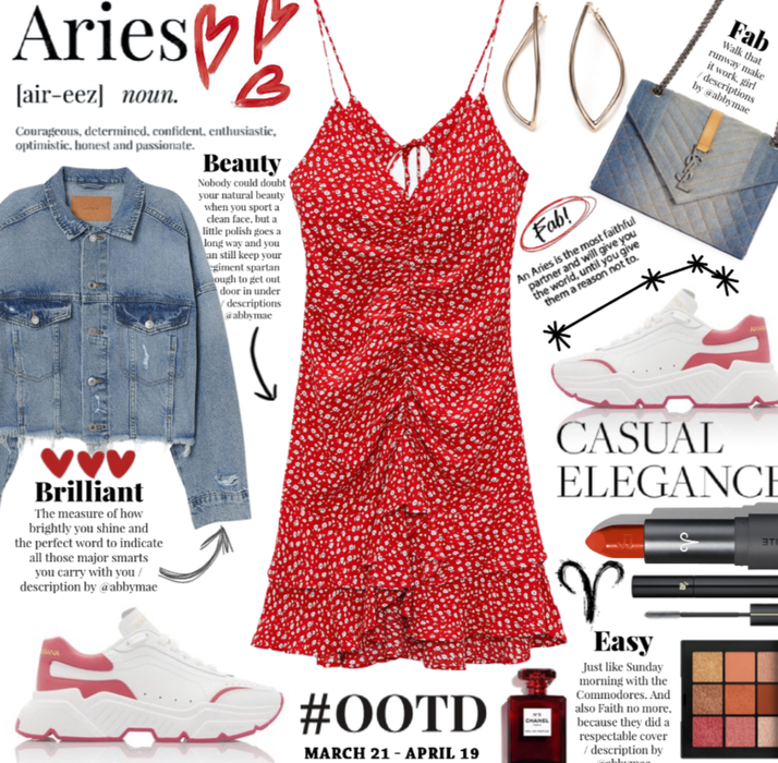 Casual Aries
