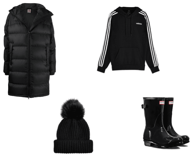 winter outfit xx