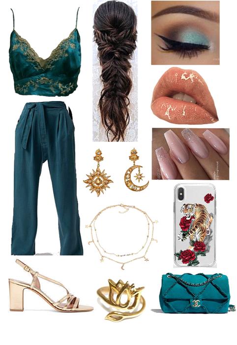 Modern Jasmine