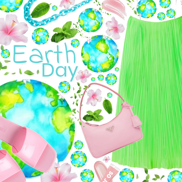 Earth day styling 🌱💚
